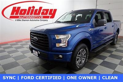 2017 F-150 SuperCrew Cab 4x4,  Pickup #A8957 - photo 1