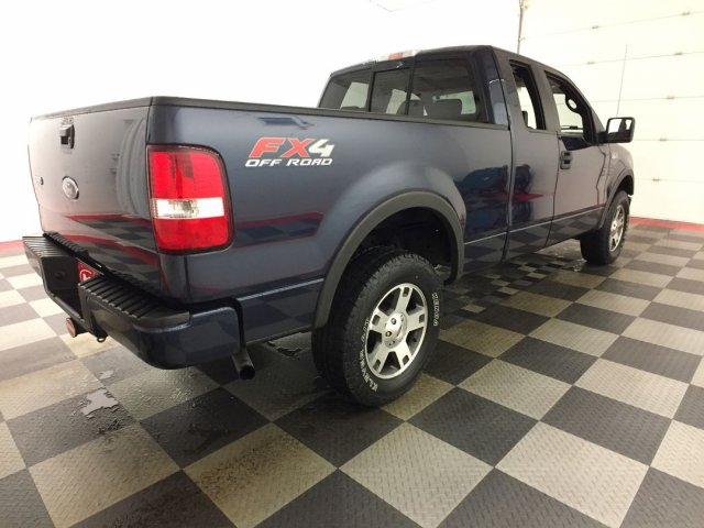 2005 F-150 Super Cab 4x4,  Pickup #A9055A - photo 4