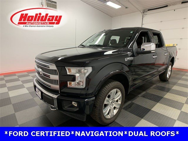 2016 F-150 SuperCrew Cab 4x4,  Pickup #A9365 - photo 1