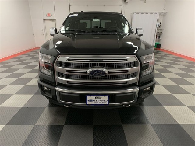 2016 F-150 SuperCrew Cab 4x4,  Pickup #A9365 - photo 8