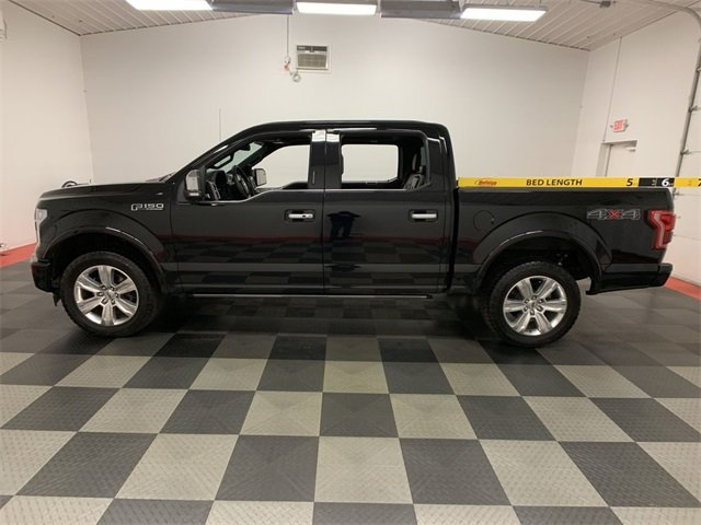 2016 F-150 SuperCrew Cab 4x4,  Pickup #A9365 - photo 4