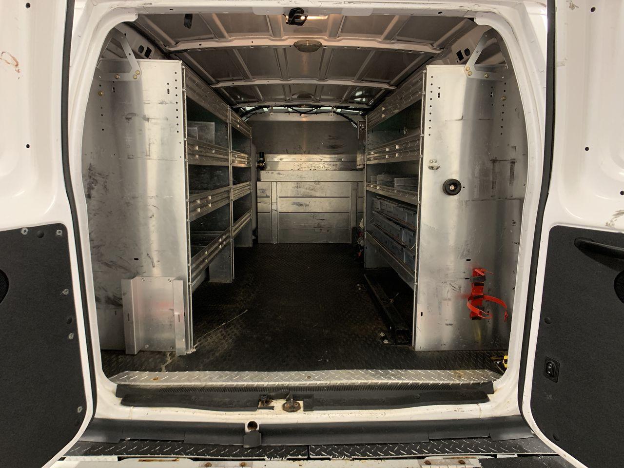 2014 E-250 4x2,  Upfitted Cargo Van #A9680 - photo 2