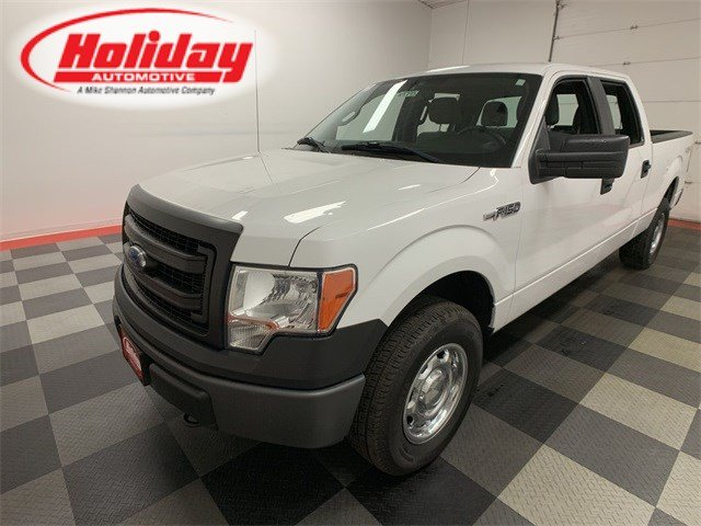2014 F-150 SuperCrew Cab 4x4,  Pickup #A9795 - photo 1
