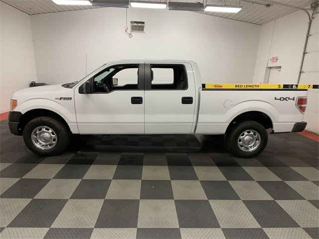 2014 F-150 SuperCrew Cab 4x4,  Pickup #A9795 - photo 3