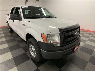 2014 F-150 SuperCrew Cab 4x4,  Pickup #A9795 - photo 10