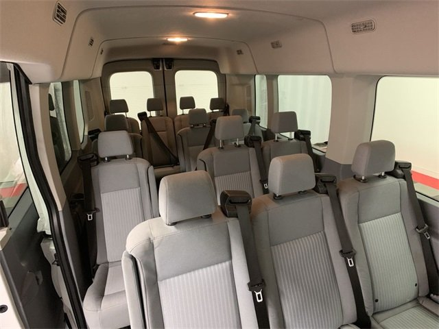 2018 Transit 350 Med Roof 4x2,  Passenger Wagon #A9852 - photo 16