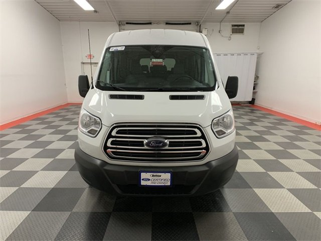 2018 Transit 350 Med Roof 4x2,  Passenger Wagon #A9852 - photo 8