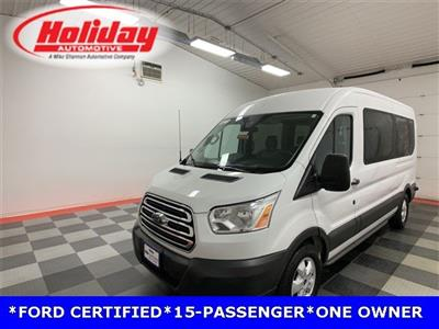 2018 Transit 350 Med Roof 4x2,  Passenger Wagon #A9852 - photo 1