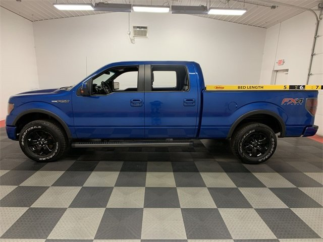 2012 F-150 Super Cab 4x4,  Pickup #A9880 - photo 6