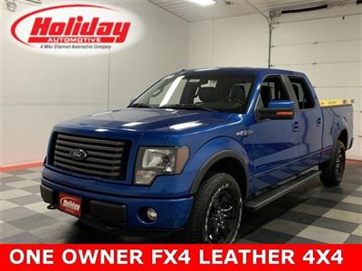 2012 F-150 Super Cab 4x4,  Pickup #A9880 - photo 1
