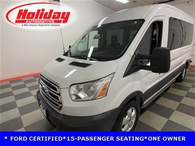 2018 Transit 350 Med Roof 4x2,  Passenger Wagon #A9885 - photo 1