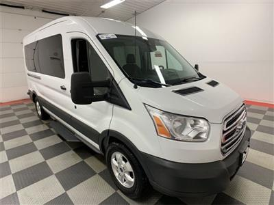 2018 Transit 350 Med Roof 4x2,  Passenger Wagon #A9885 - photo 2