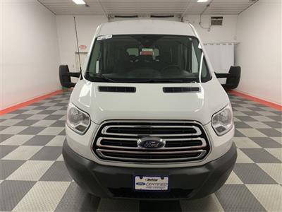 2018 Transit 350 Med Roof 4x2,  Passenger Wagon #A9885 - photo 8