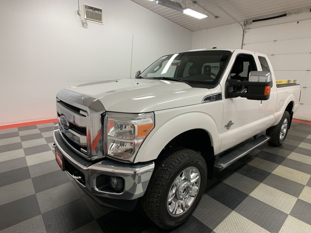 2012 F-350 Super Cab 4x4,  Pickup #W1015B - photo 3