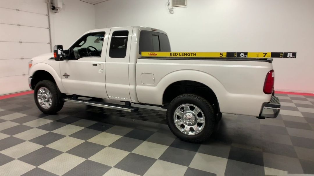 2012 F-350 Super Cab 4x4,  Pickup #W1015B - photo 2