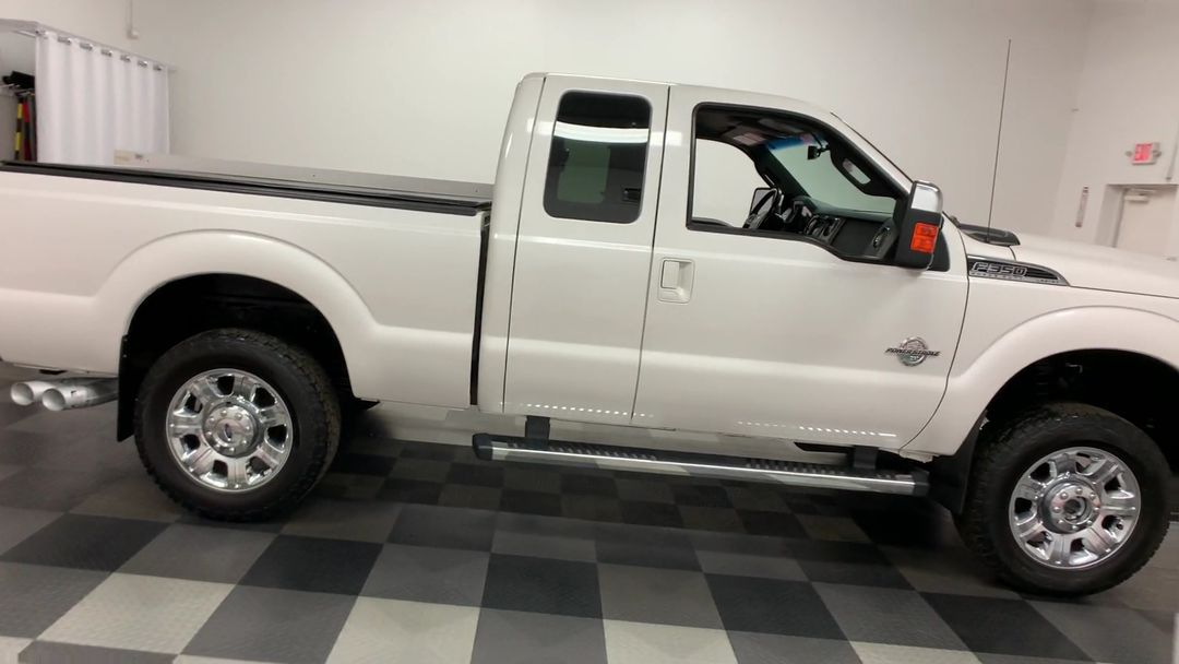 2012 F-350 Super Cab 4x4,  Pickup #W1015B - photo 9