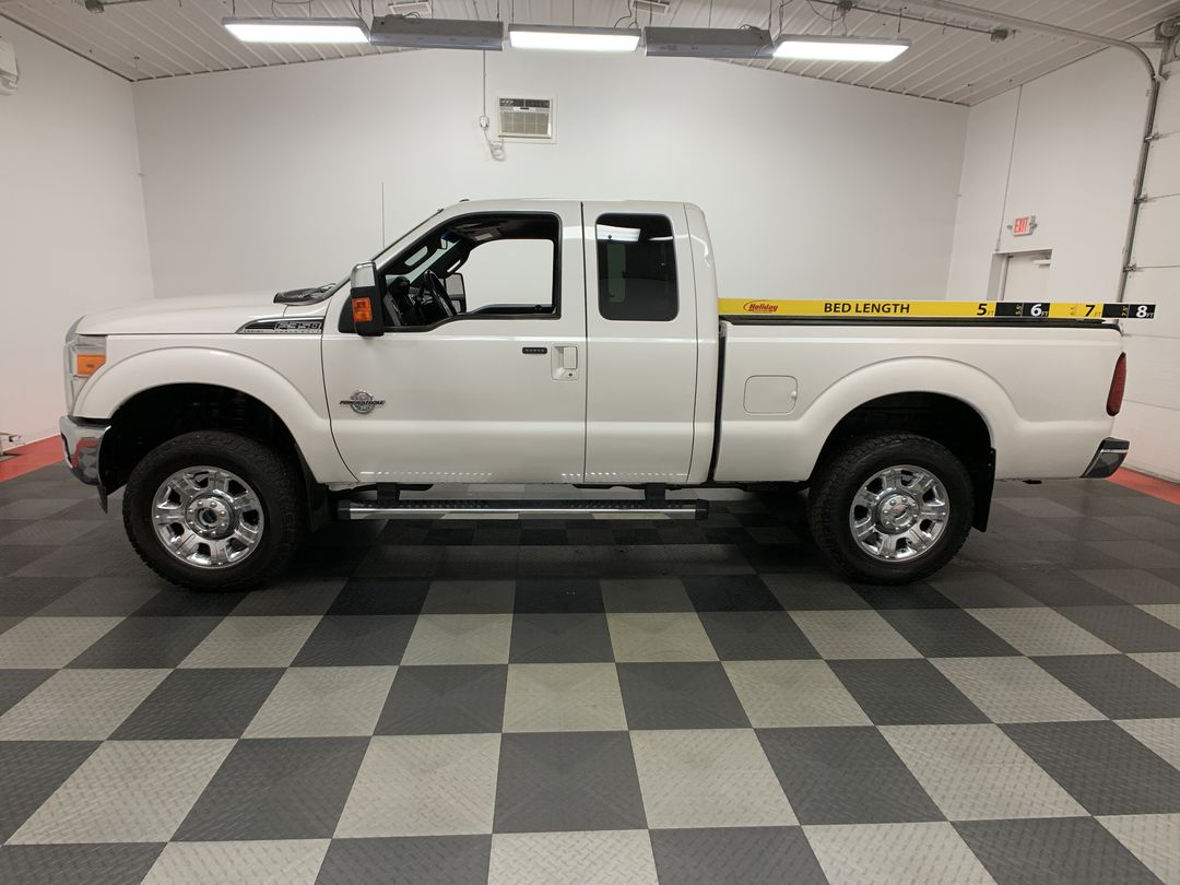2012 F-350 Super Cab 4x4,  Pickup #W1015B - photo 11