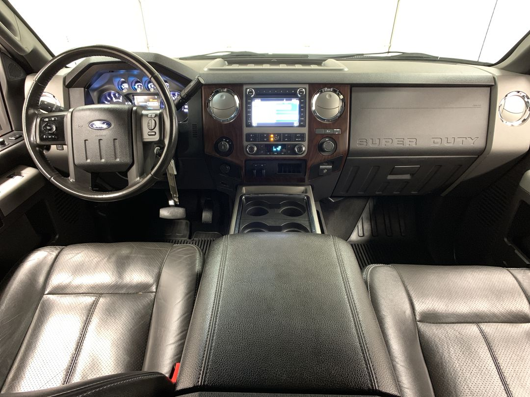 2012 F-350 Super Cab 4x4,  Pickup #W1015B - photo 31