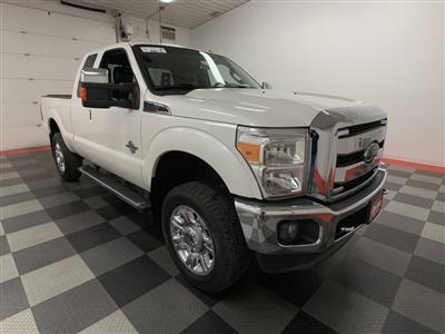 2012 F-350 Super Cab 4x4,  Pickup #W1015B - photo 16