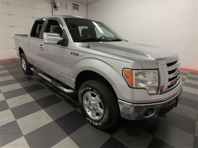 2012 F-150 Super Cab 4x4,  Pickup #W1187 - photo 8