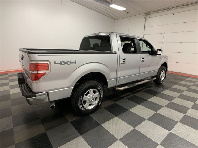 2012 F-150 Super Cab 4x4,  Pickup #W1187 - photo 1