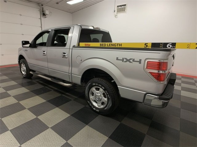 2012 F-150 Super Cab 4x4,  Pickup #W1187 - photo 2
