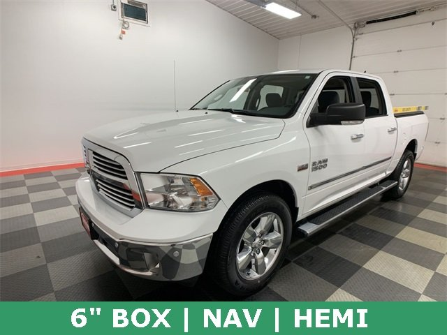 2017 Ram 1500 Crew Cab 4x4,  Pickup #W1200 - photo 3