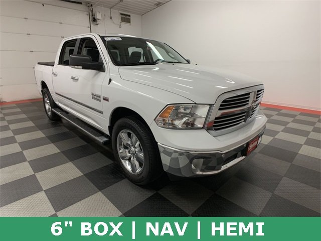 2017 Ram 1500 Crew Cab 4x4,  Pickup #W1200 - photo 11