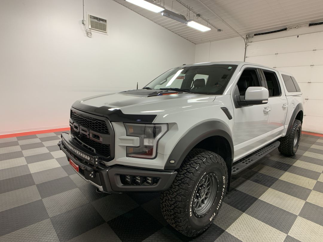 2017 F-150 SuperCrew Cab 4x4,  Pickup #W1395 - photo 1
