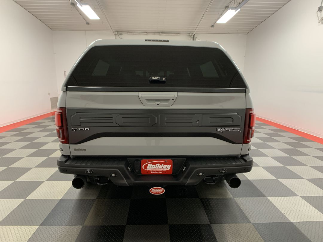 2017 F-150 SuperCrew Cab 4x4,  Pickup #W1395 - photo 13