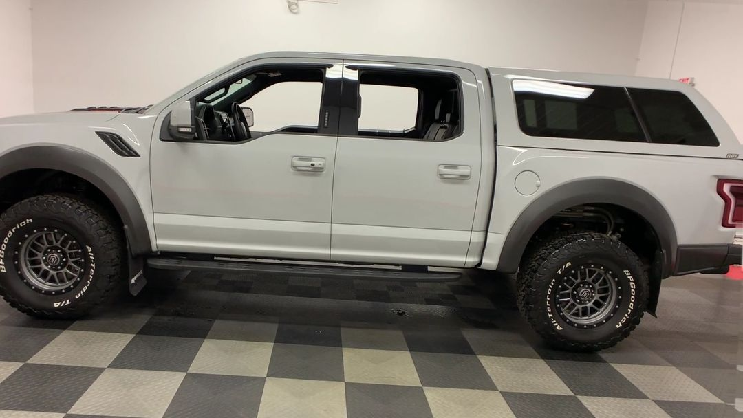 2017 F-150 SuperCrew Cab 4x4,  Pickup #W1395 - photo 6