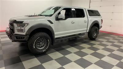 2017 F-150 SuperCrew Cab 4x4,  Pickup #W1395 - photo 5