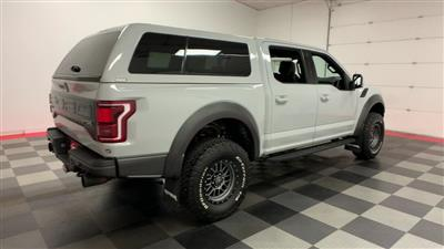 2017 F-150 SuperCrew Cab 4x4,  Pickup #W1395 - photo 8