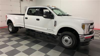 2018 F-350 Crew Cab DRW 4x4,  Pickup #W1469 - photo 3
