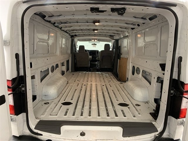 2017 NV2500 Standard Roof 4x2,  Empty Cargo Van #W1535 - photo 2