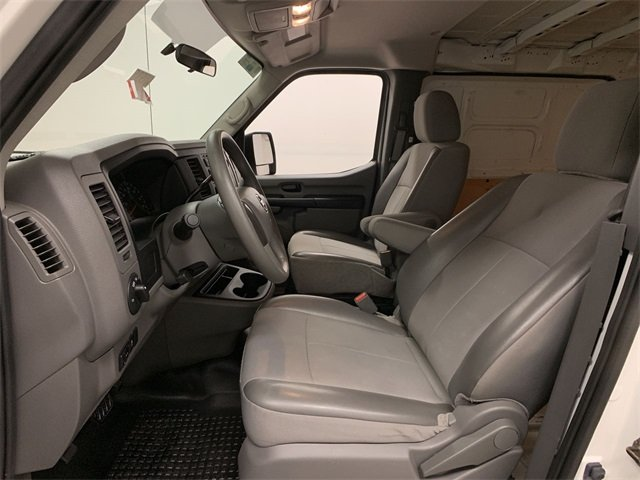 2017 NV2500 Standard Roof 4x2,  Empty Cargo Van #W1535 - photo 16