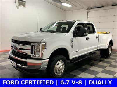 2019 F-350 Crew Cab DRW 4x4,  Pickup #W1665 - photo 4