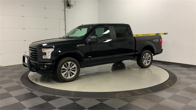 2017 F-150 SuperCrew Cab 4x4, Pickup #W1674 - photo 5