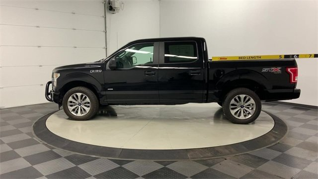 2017 F-150 SuperCrew Cab 4x4, Pickup #W1674 - photo 29