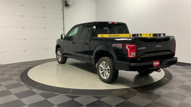 2017 F-150 SuperCrew Cab 4x4, Pickup #W1674 - photo 30