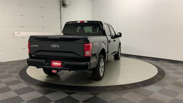 2017 F-150 SuperCrew Cab 4x4, Pickup #W1674 - photo 2