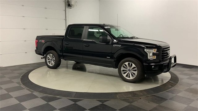 2017 F-150 SuperCrew Cab 4x4, Pickup #W1674 - photo 33