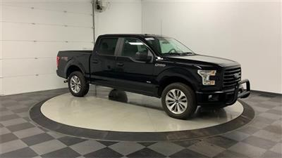2017 F-150 SuperCrew Cab 4x4, Pickup #W1674 - photo 27