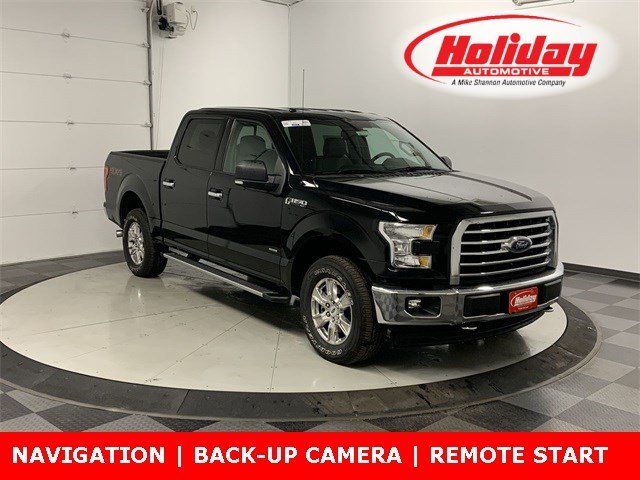 2017 F-150 SuperCrew Cab 4x4, Pickup #W1801 - photo 1