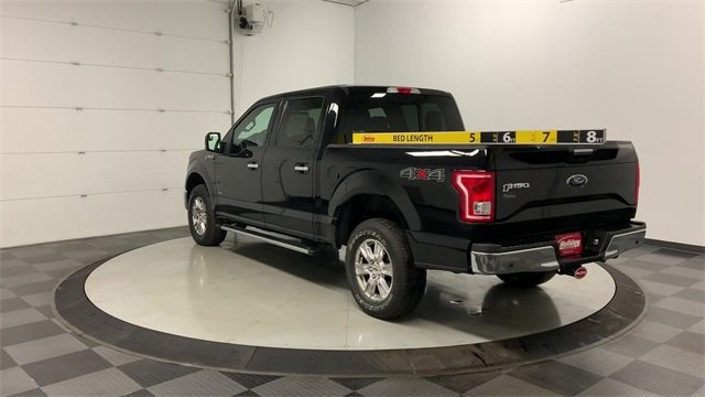 2017 F-150 SuperCrew Cab 4x4, Pickup #W1801 - photo 35
