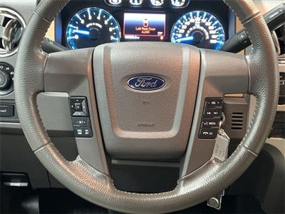 2013 F-150 SuperCrew Cab 4x4, Pickup #W1821A - photo 20