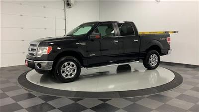 2013 F-150 SuperCrew Cab 4x4, Pickup #W1821A - photo 4