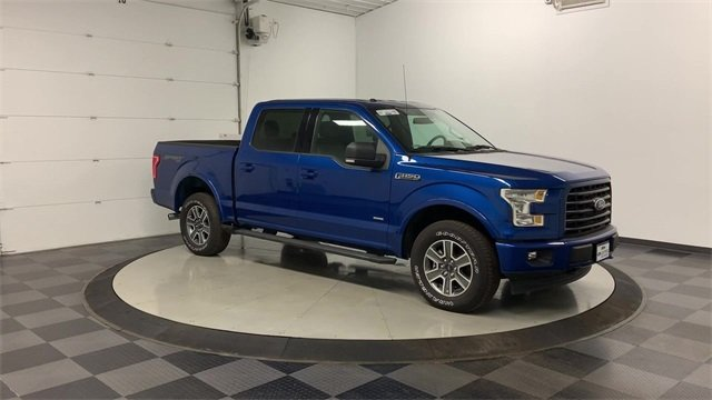 2017 F-150 SuperCrew Cab 4x4, Pickup #W1998 - photo 33