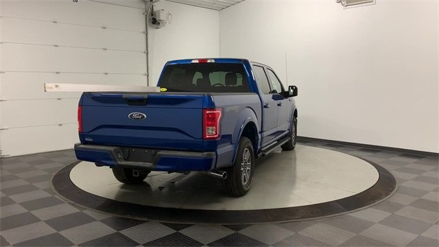 2017 F-150 SuperCrew Cab 4x4, Pickup #W1998 - photo 37