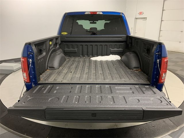 2017 F-150 SuperCrew Cab 4x4, Pickup #W1998 - photo 6
